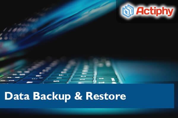Data Backup & Restore For UK Businesses