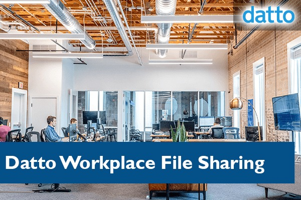 Datto Workplace File Sharing