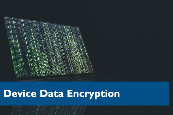 Device Data Encryption