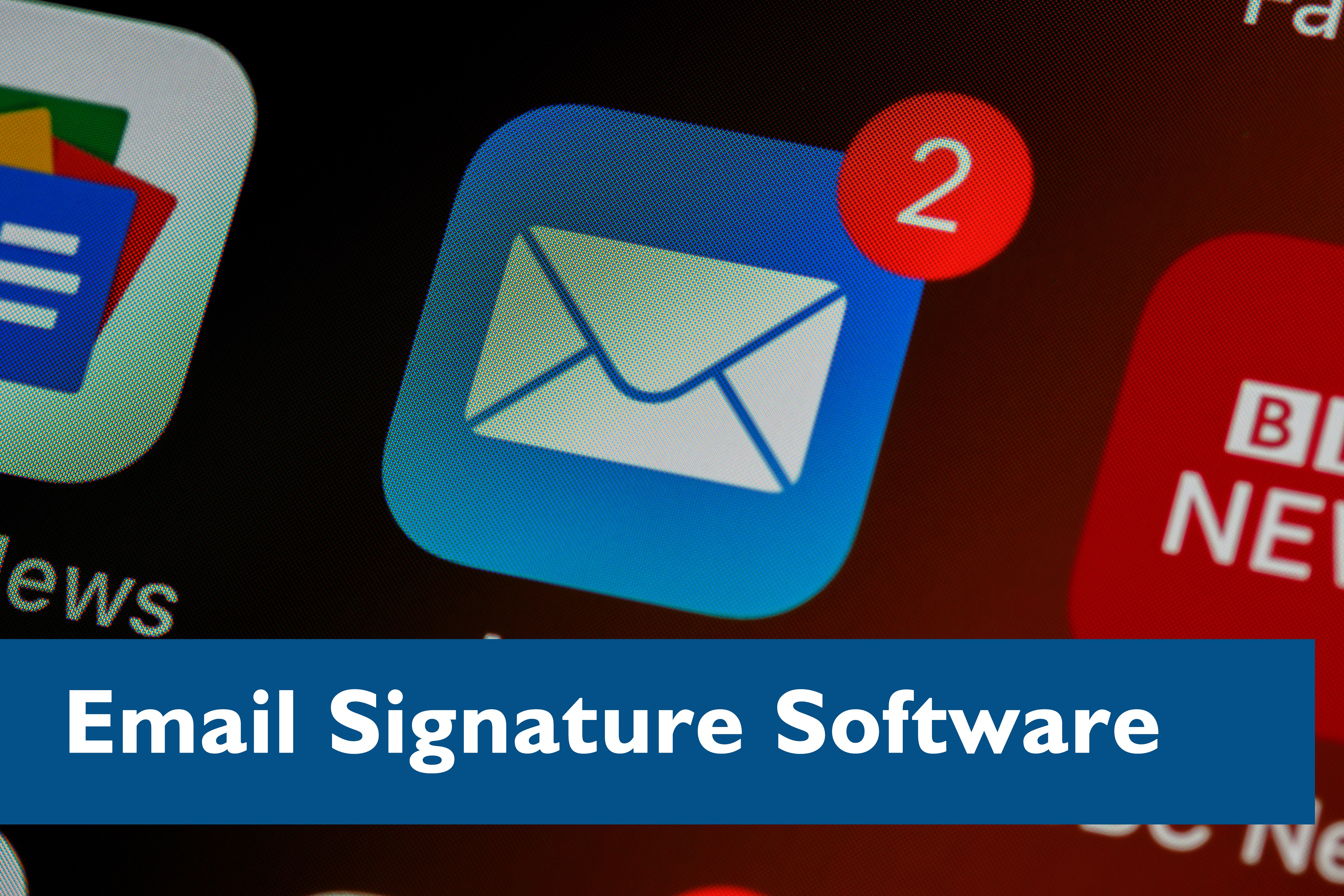 Email Signature Software