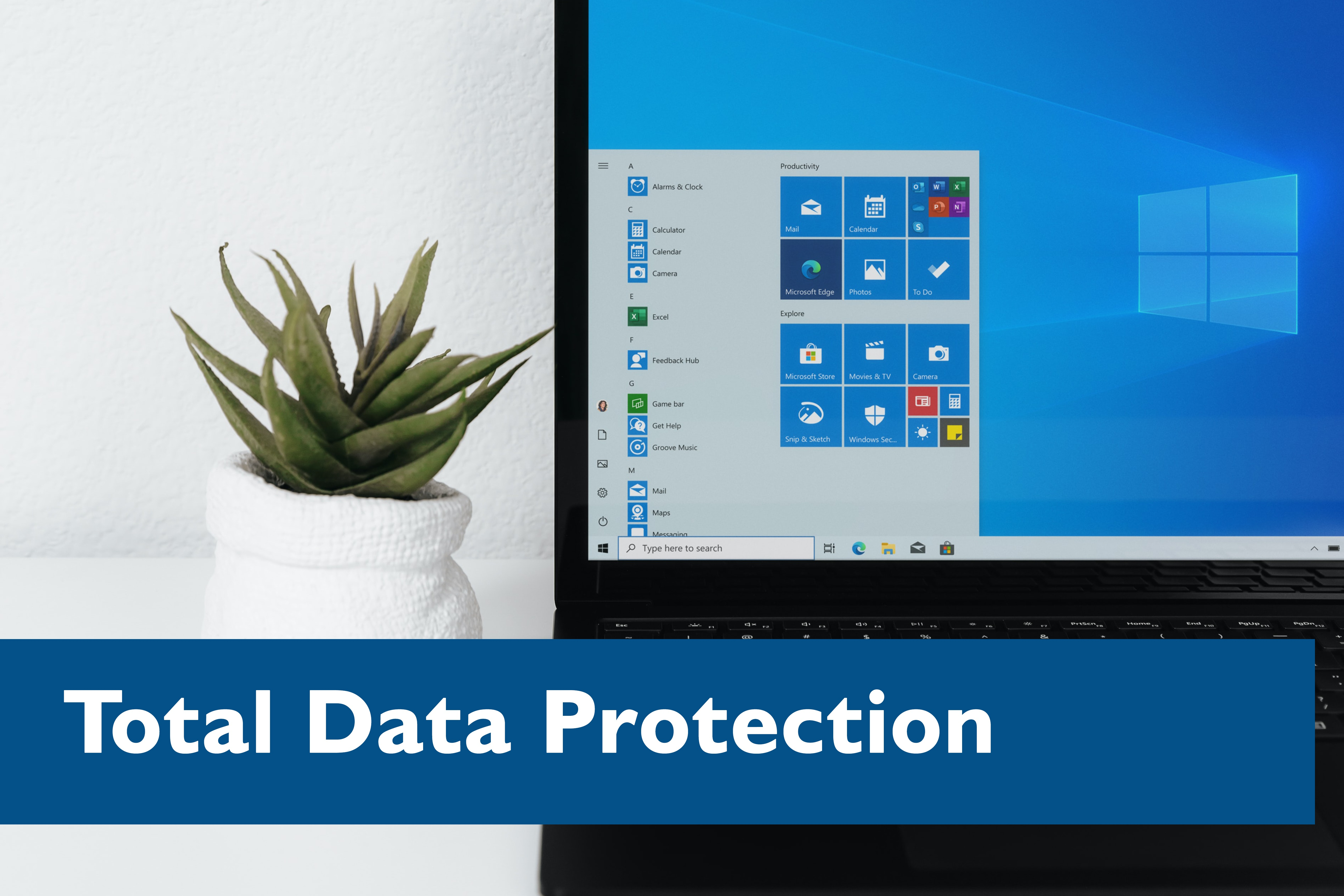 Total Data Protection